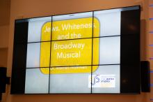 Jews, Whiteness and the Broadway Musical, screen, Global Commons
